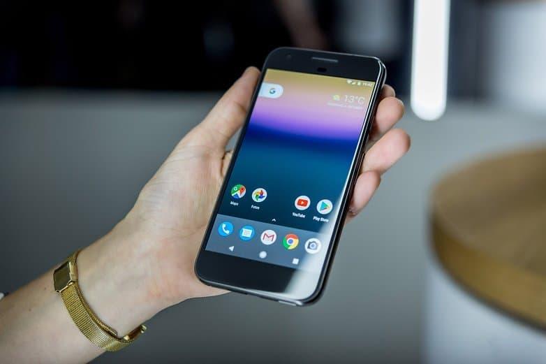 AndroidPIT Google Pixel Event2016 9868 w782 Google Pixel VS Samsung Galaxy S7: Получится ли у Google забрать корону производителя Андроид смартфонов?