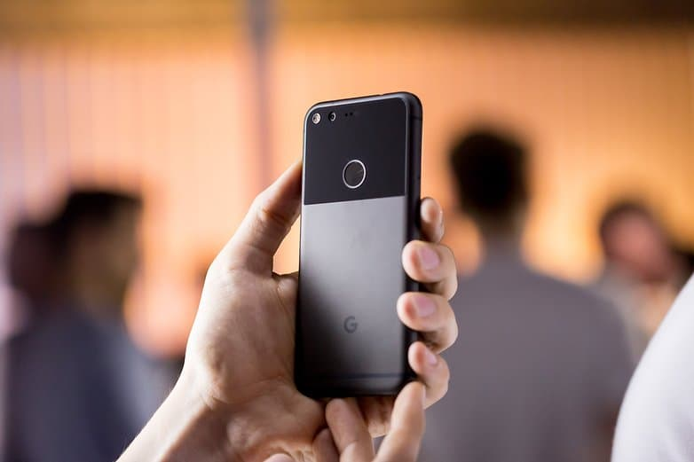 AndroidPIT Google Pixel Event2016 9974 w782 Google Pixel VS Samsung Galaxy S7: Получится ли у Google забрать корону производителя Андроид смартфонов?