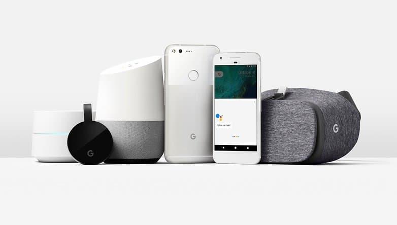 google event hero w782 Google Pixel VS Samsung Galaxy S7: Получится ли у Google забрать корону производителя Андроид смартфонов?