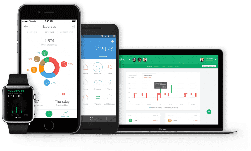spendee devices 800x481 Путь к экономии со Spendee. Подробный обзор приложения Spendee для Андроид.