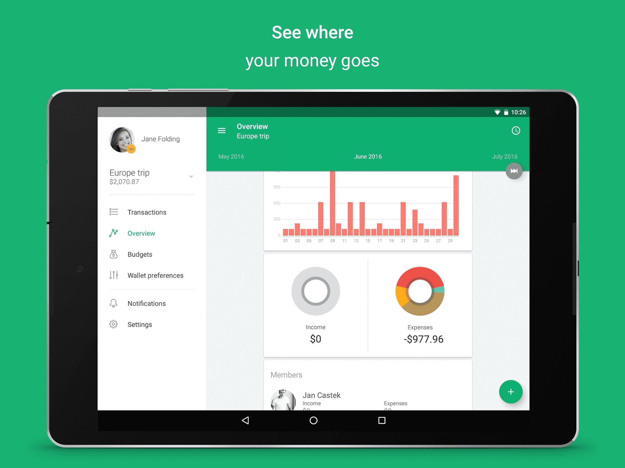 us android 6 spendee Путь к экономии со Spendee. Подробный обзор приложения Spendee для Андроид.