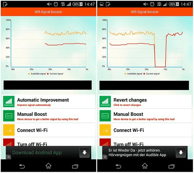 464 Как улучшить Wi Fi и усилить сигнал на Андроид?