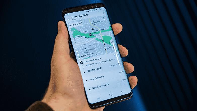 493 Появился новый gps трекер от Samsung   connect tag с lte cat m1 и nb iot!