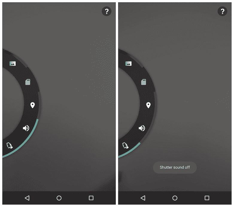 536 Как отключить звук затвора камеры на Андроид?