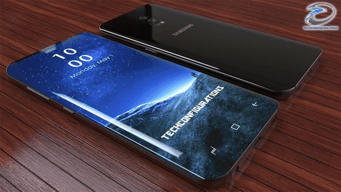 597 Samsung Galaxy S9: цена, дата выпуска и новые фото.