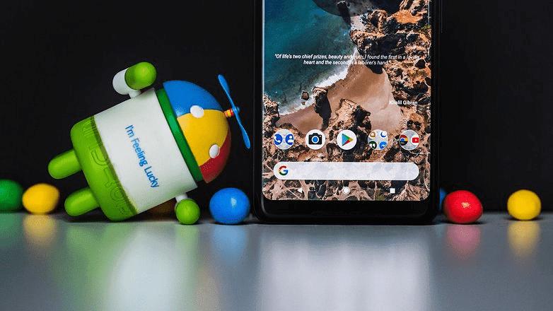 791 Обновился Developer Preview Андроид Oreo 8.1