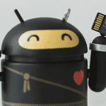 Как сохранять фото на флешку в андроид?