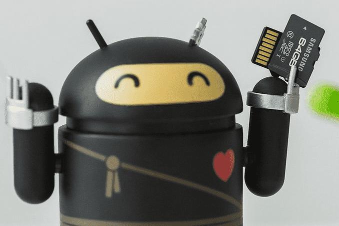 813 Как сохранять фото на флешку в андроид?