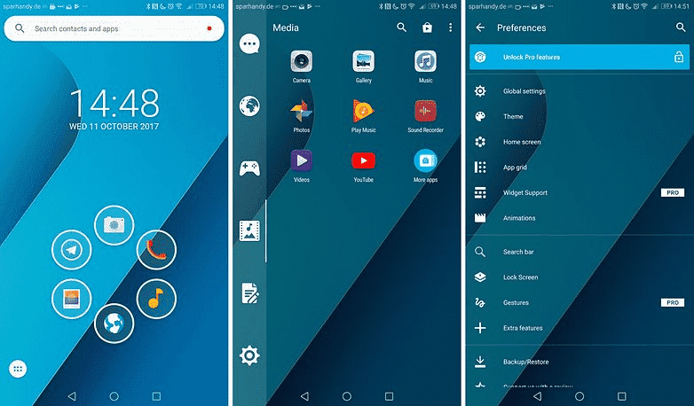 296 Лучшие приложения для настройки Андроид