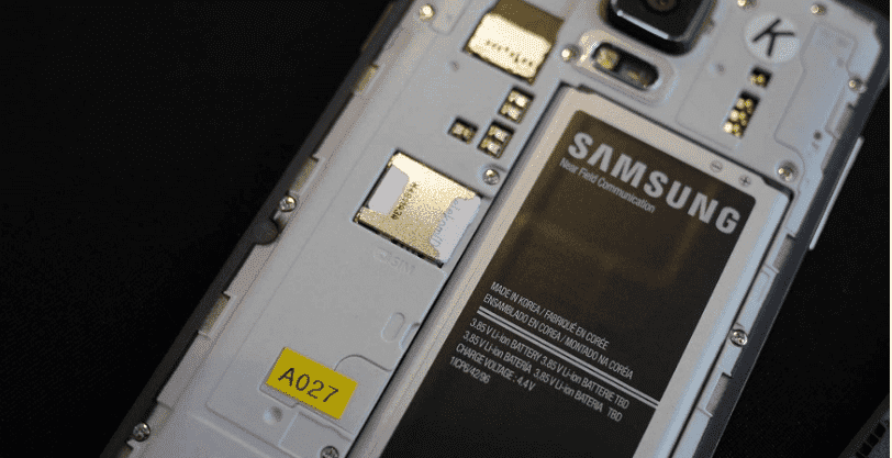 423 Новая технология Samsung позволяет заряжать батареи быстрее и лучше