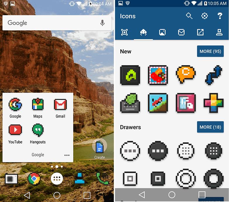 724 Лучшие приложения для настройки Андроид