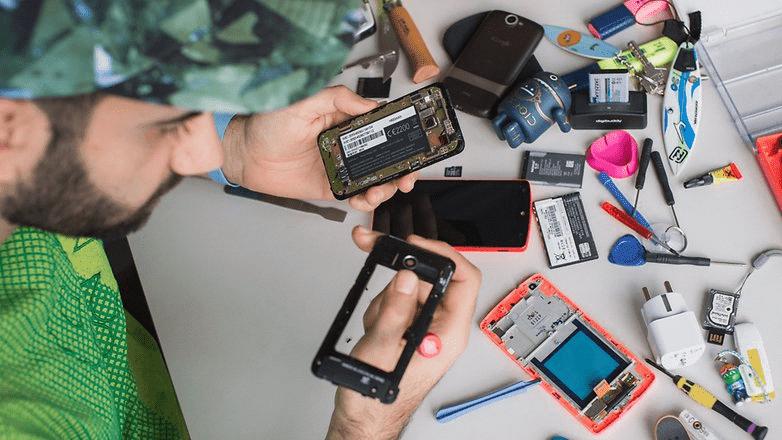 849 Лучшие приложения для настройки Андроид