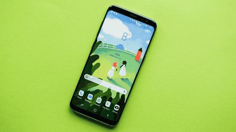 877 OnePlus 5 против Samsung Galaxy S8: какая разница?