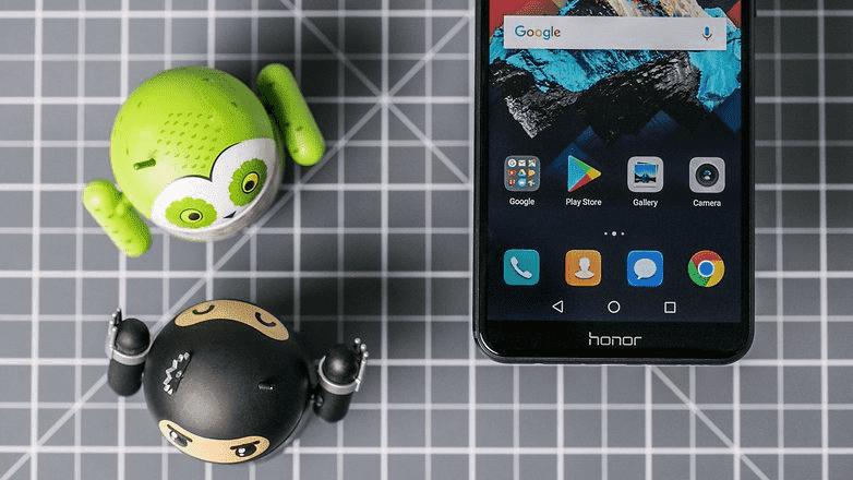 971 Honor 7X официально появляется с дисплеем FullView