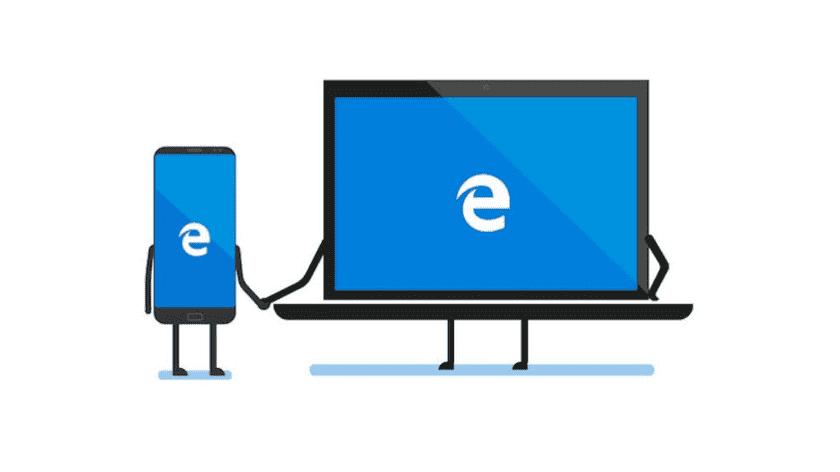 197 Microsoft Edge загружен более миллиона раз на Андроид