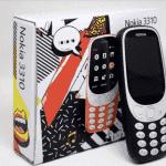 Выйдет новая версия Nokia 3310 с 4G и урезанным Андроид