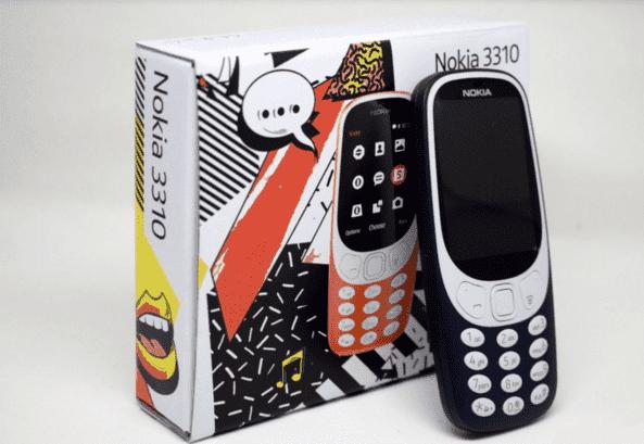 351 Выйдет новая версия Nokia 3310 с 4G и урезанным Андроид