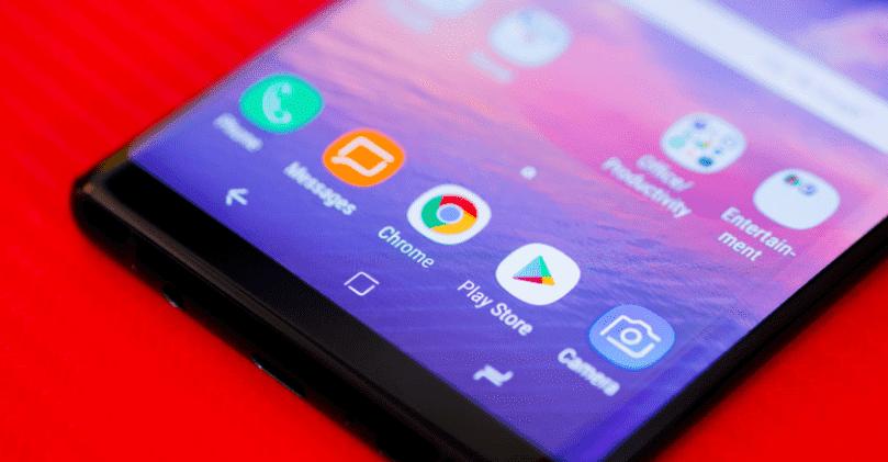 388 Samsung запатентовал смартфон с экраном изогнутым на 180 градусов