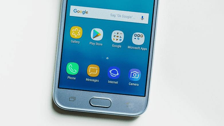 419 Обзор Samsung Galaxy J3 (2017): заслуживает большего внимания
