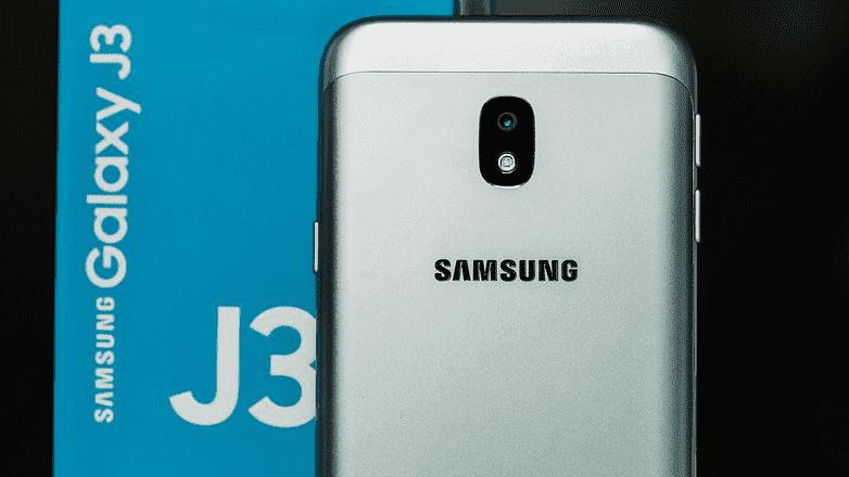 586 Обзор Samsung Galaxy J3 (2017): заслуживает большего внимания