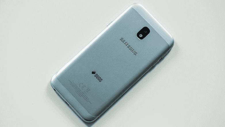 625 Обзор Samsung Galaxy J3 (2017): заслуживает большего внимания