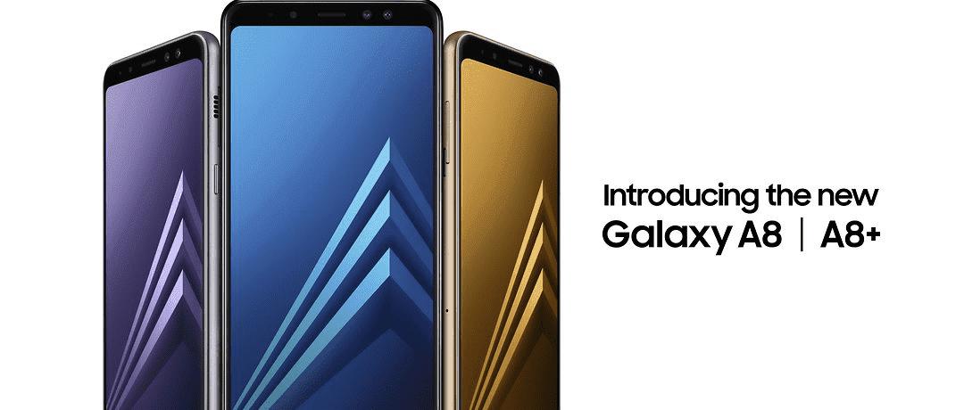 653 Официальный анонс Samsung Galaxy A8 и A8 + (2018): Дата выпуска и цена
