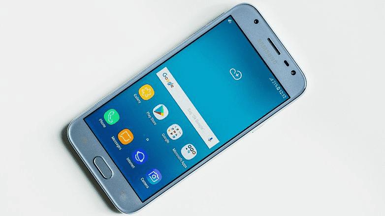 869 Обзор Samsung Galaxy J3 (2017): заслуживает большего внимания