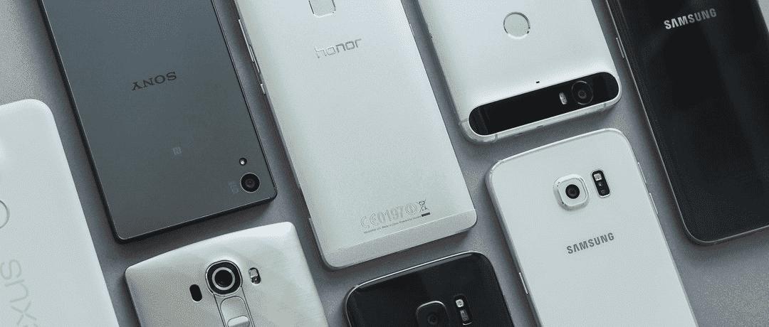 977 Окончательные возможности смартфона 2017 года