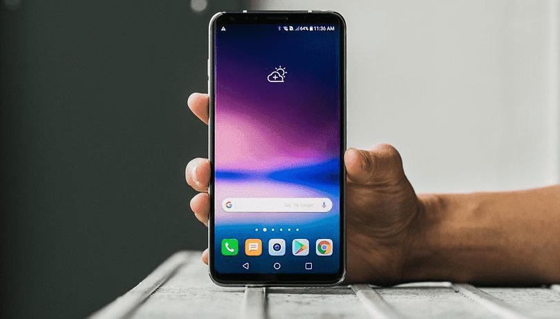 859 Обновление LG V30 для Android: Oreo бета появилось в США