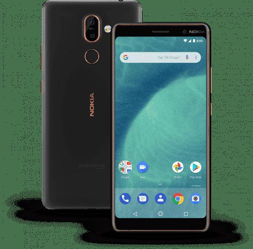 169 HMD Global выпускает 5 новых телефонов Nokia MWC 2018