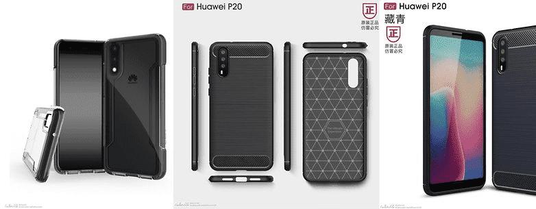 325 Huawei P20: появились слитые фотографии P20 Plus