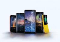 HMD Global выпускает 5 новых телефонов - Nokia MWC 2018