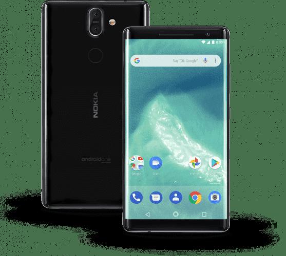 463 HMD Global выпускает 5 новых телефонов Nokia MWC 2018