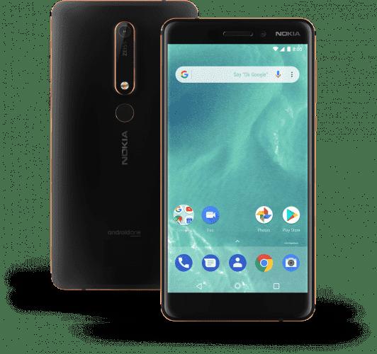 625 HMD Global выпускает 5 новых телефонов Nokia MWC 2018