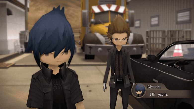 820 Final Fantasy XV: Pocket Edition теперь доступна для Андроид в Play Маркете