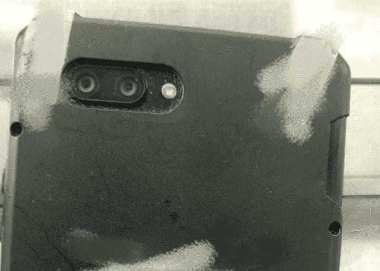 977 Huawei P20: появились слитые фотографии P20 Plus