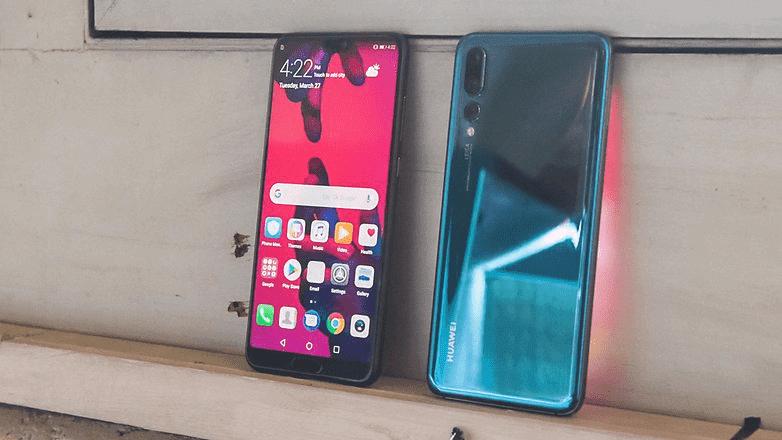 306 Обзор Huawei P20 Pro: трехглазый монстр