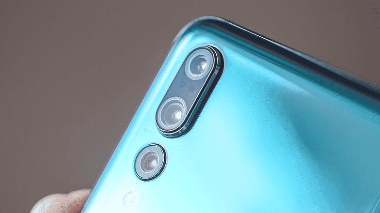 519 Обзор Huawei P20 Pro: трехглазый монстр