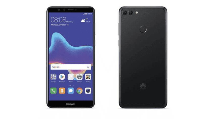 562 Huawei Y9 (2018) имеет дисплей 18:9, четыре камеры и большой аккумулятор