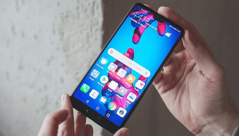 583 Обзор Huawei P20: новый внешний вид и AI для серии P