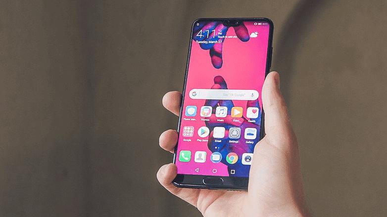 617 Обзор Huawei P20 Pro: трехглазый монстр