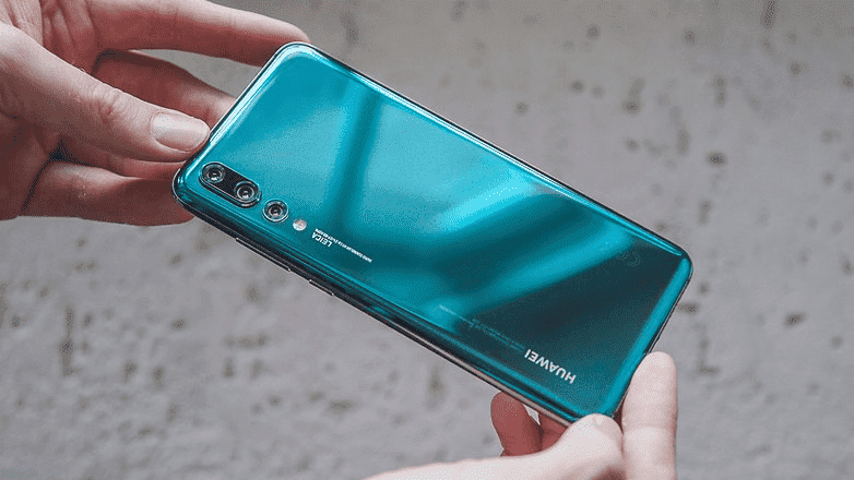 619 Обзор Huawei P20 Pro: трехглазый монстр