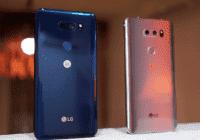LG G7 и LG G7 Plus будут запущены уже в мае