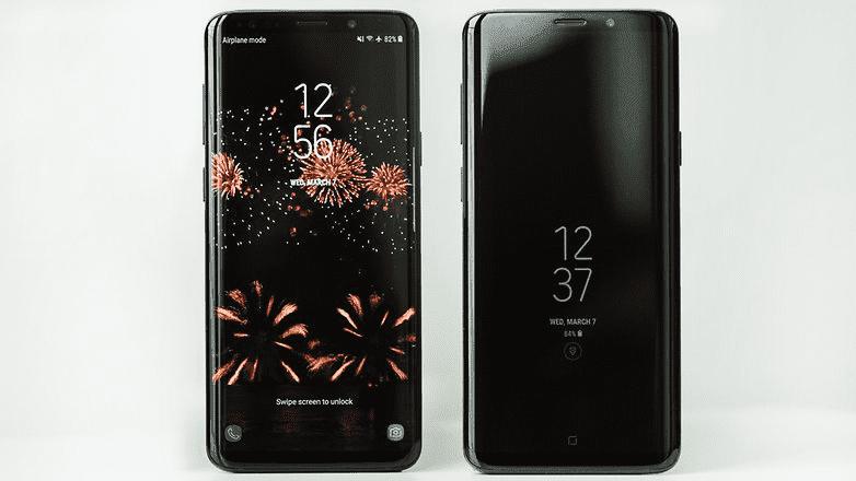 724 Тест батареи Galaxy S9 и S9 +: неутешительная правда