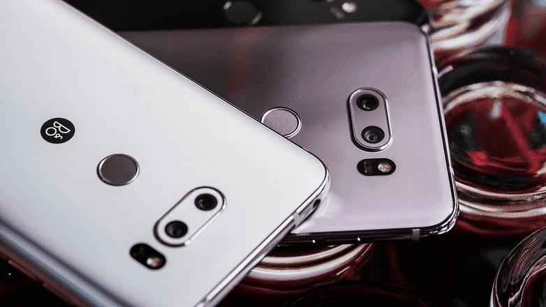 141 LG G7 ThinQ обеспечит исключительное качество звука
