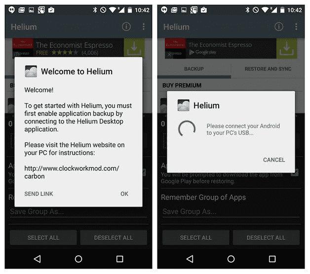211 Не потеряйте свои данные. Как сделать резервную копию вашего телефона Андроид?