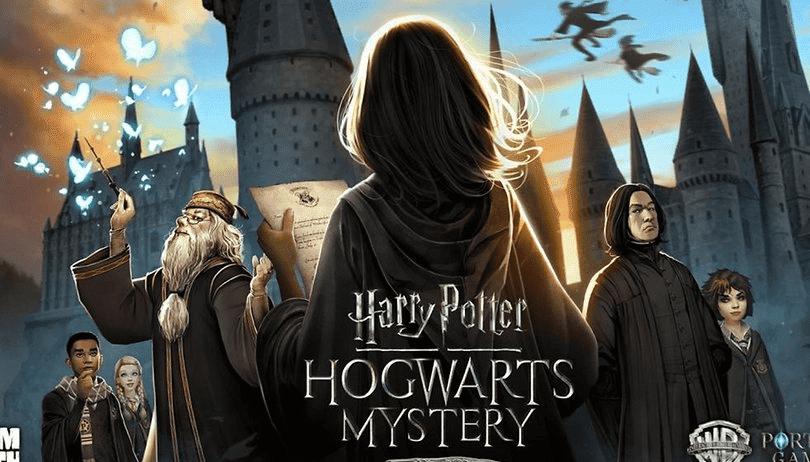 687 Гарри Поттер: Тайна Хогвартса (Harry Potter: Hogwarts Mystery). Релиз на Андроид!
