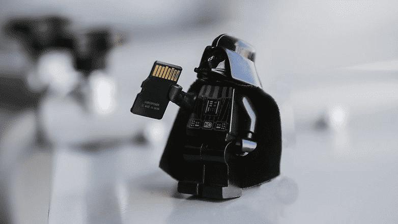 981 Как превратить MicroSD карту во внутреннюю память?