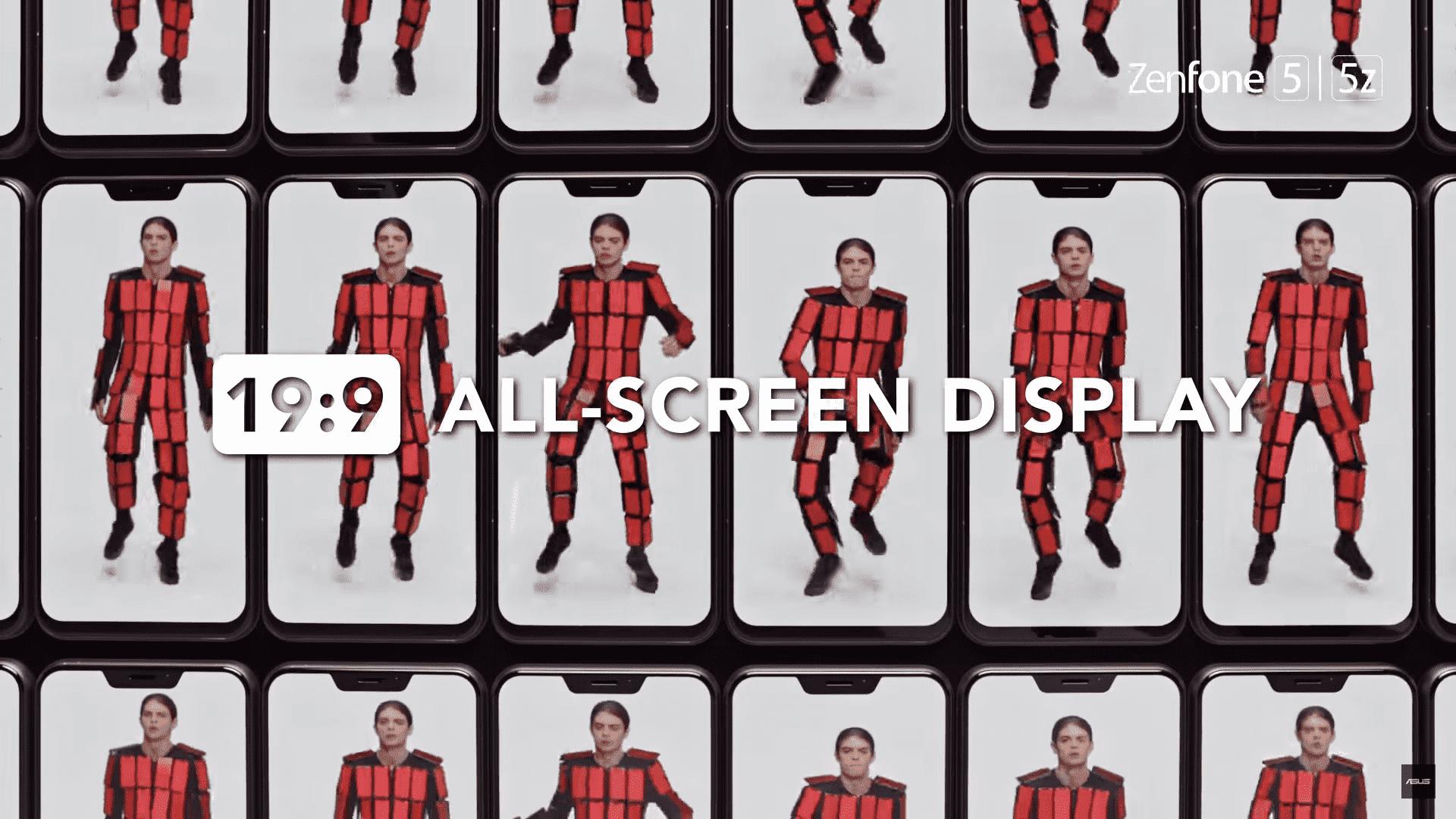 141 Asus объединяется с лидером OK Go перед созданием рекламного ролика ZenFone 5