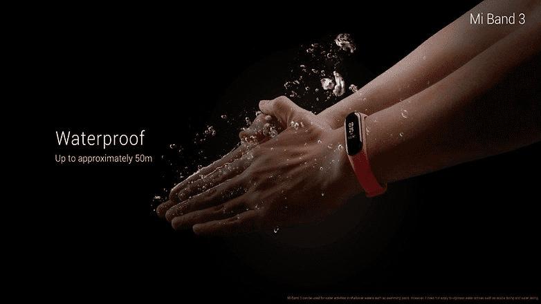 154 Xiaomi Mi Band 3 с OLED дисплеем уже доступны!